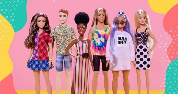 Barbie is inclusive