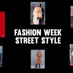 Fashion week into street style