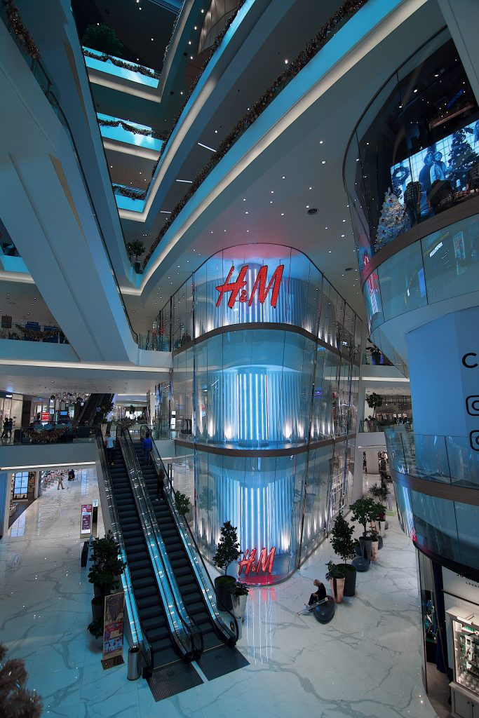 Shopping Centre H&M