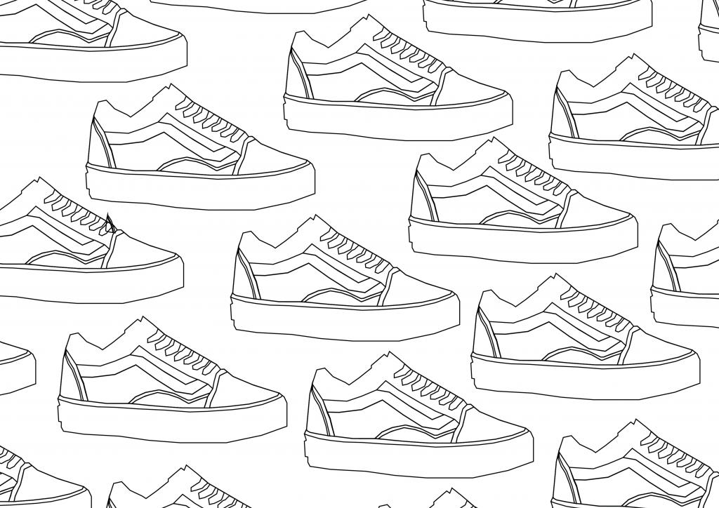 - Carbon Doodles: The Shoe Edit -