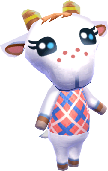 Chevre Animal Crossing New Horizons