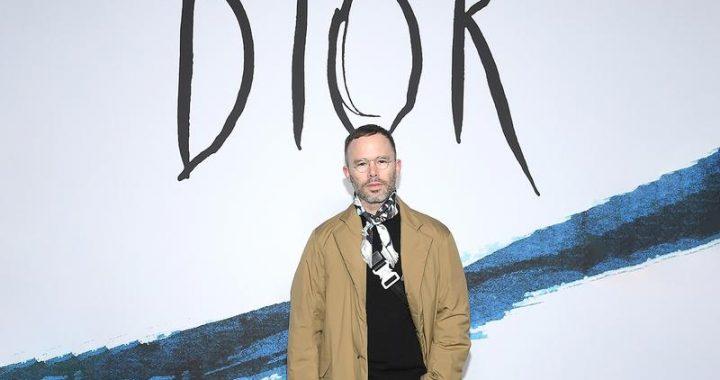 Daniel Arsham Dior Paris 2020