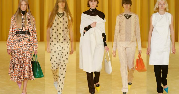 Spring 2021 Ready-to-Wear Prada
