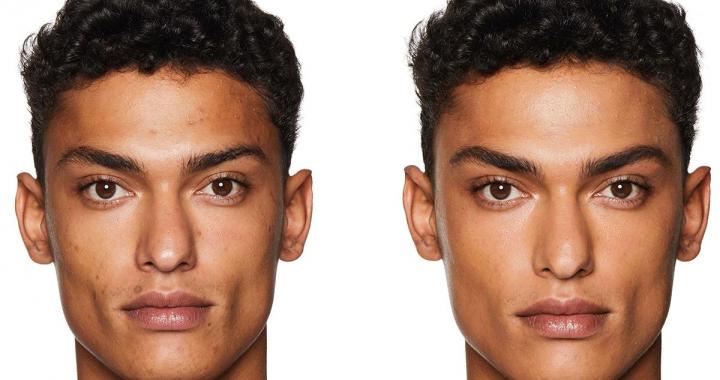 Mens makeup, is its a gimmick