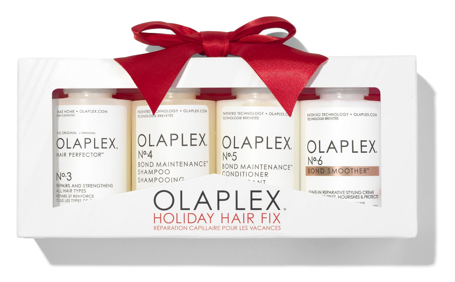 Olaplex Holiday Hair Fix Haircare Gift Set at John Lewis & Partners