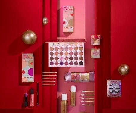 Makeup collection, Morphe christmas collection