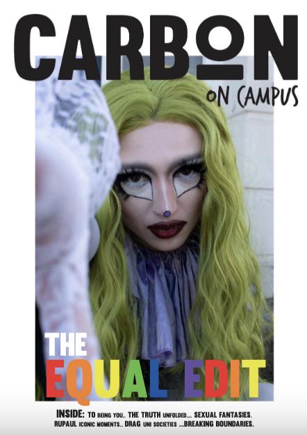 Carbon Magazine Equal Edit