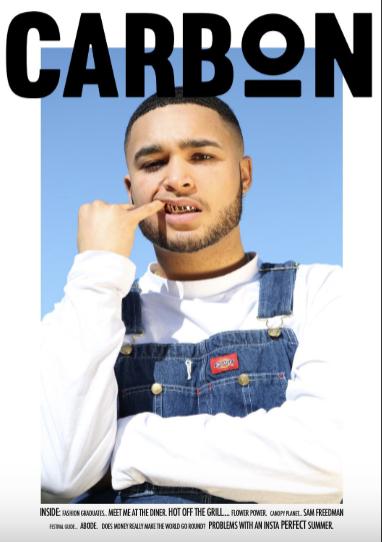 Carbon Magazine Issue 8