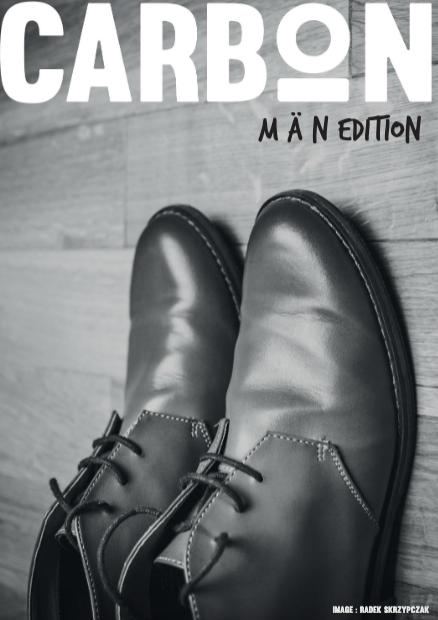 Carbon Magazine Man Issue