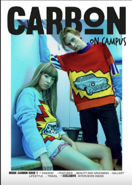 Carbon Magazine Issue 1