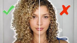 Do's and Dont's of Curly Hair